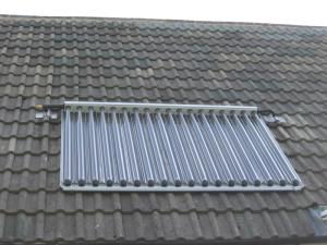 Solar Thermal Systems for Free Hot Water. Uses a energy source that will be around for the next 5 billion years.